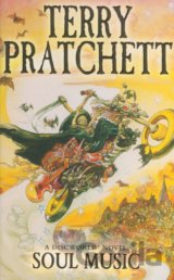 Soul Music: (Discworld Novel 16): A Discworld... (Terry Pratchett)