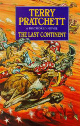 The Last Continent (Terry Pratchett) (Paperback)
