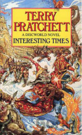 Interesting Times (Terry Pratchett) (Paperback)