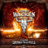 Various Artists: Live At Wacken 2017 - 28 Years Louder Than Hell (2cd+2dvd)
