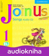 Join Us for English 1 Songs CD