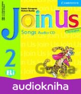 Join Us for English 2 Songs CD