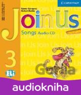 Join Us for English 3 Songs CD
