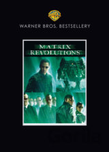 Matrix Revolutions (1 DVD - Warner Bestsellery)