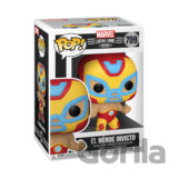 Funko POP! Marvel: Luchadores - Iron Man