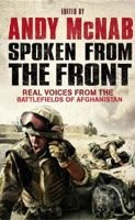 Spoken from the Front (Andy McNab) (Paperback)
