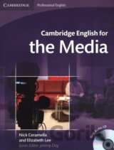Cambridge English for the Media - Student's Book with Audio CD