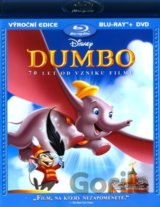 Dumbo S.E. (Blu-ray + DVD)