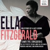 Ella Fitzgerald:  Ella Sings The Songbooks Of...