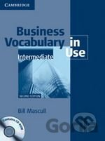 Business Vocabulary in Use  with Answers and CD-ROM- Intermediate