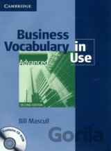 Business Vocabulary in Use with Answers and CD-ROM - Advanced