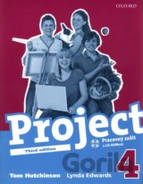 Project, 3rd Edition 4 Workbook + CD (SK Edition) (Hutchinson, T. - Edwards, L.)