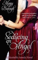 Seducing An Angel: Number 4 in series (Huxtab... (Mary Balogh)