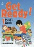 Get Ready! 1 Pupil's Book (Hopkins, F.) [paperback]