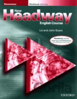 New Headway Elementary Workbook with key (John Soars; Liz Soars) [EN]