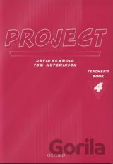 Project 4 Teacher´s Book (Tom Hutchinson)