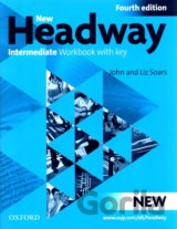 New Headway Inter 4th Edition Workbook with Key (Soars, J. - Soars, L.)