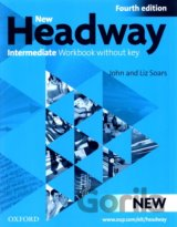New Headway Inter 4th Edition Workbook w/o Key (Soars, J. - Soars, L.)