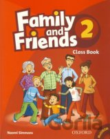 Family and Friends 2 Class Book  + MultiROM Pack (Simmons, N.) [Paperback]