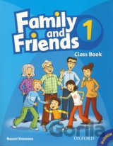Family and Friends 1 Class Book  + MultiROM Pack (Simmons, N.) [Paperback]