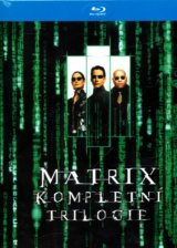 Matrix - trilogie (3 x Blu-ray)
