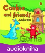 Cookie and Friends B Class CD /1/ (Reilly, V. - Harper, K.) [CD]
