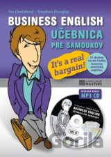 Business English + CD (Iva Dostálová; Stephen Douglas) [SK]