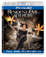 Resident Evil: Afterlife (3D - Blu-ray)