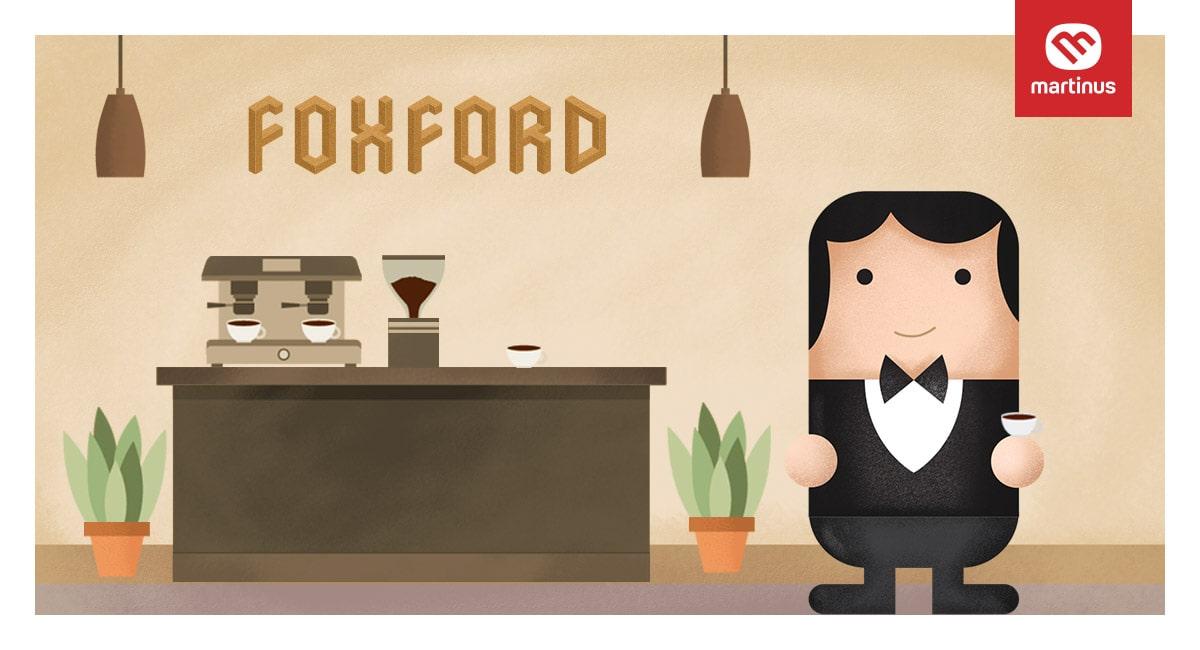 Kaviarnik/Kaviarnička pre Foxford v Prešove - TPP