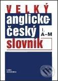 Interdrought2020.com Velký anglicko-český slovník I.+II. díl Image
