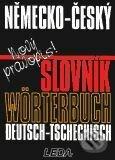 Německo-český slovník - F. Widimský