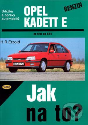 Peticenemocnicesusice.cz Opel Kadett benzín od 9/84 do 8/91 Image