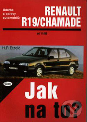 Interdrought2020.com Renault R19/Chamade od 11/88 do 1/96 Image