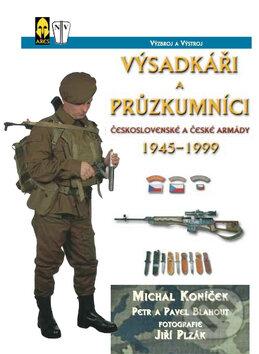 Fatimma.cz Výsadkáři a průzkumníci československé a české armády 1945-1999 Image
