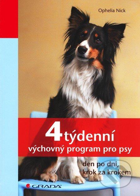 4 týdenní výchovný program pro psy - Ophelia Nick