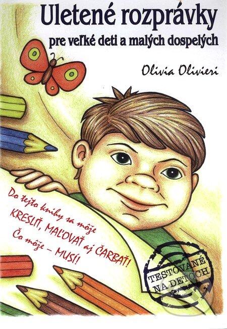 d8e8c48d0 E-kniha: Uletené rozprávky pre veľké deti a malých dospelých (Olivia ...