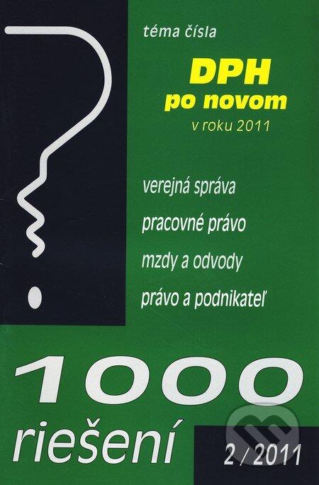 Removu.cz 1000 riešení 2/2011 Image