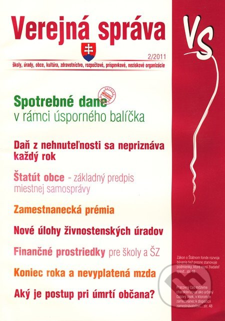 Fatimma.cz Verejná správa 2/2011 Image