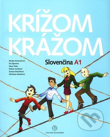 Newdawn.it Krížom krážom - Slovenčina A1 Image