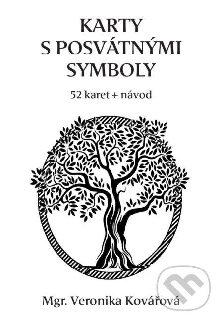 Karty s posvátnými symboly (52 karet + návod) - Veronika Kovářová