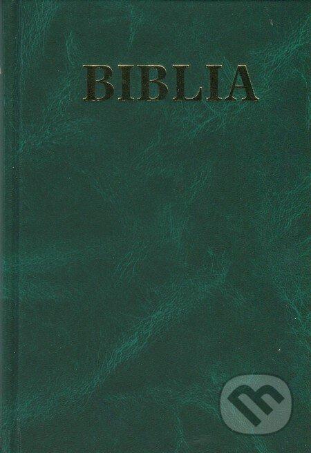 Fatimma.cz Biblia (tmavozelená) Image