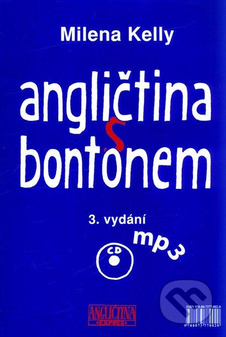 Fatimma.cz Angličtina s bontonem + MP3 Image