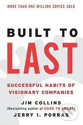 Built to Last (paperback) - Jim Collins