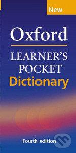 Oxford Learner's Pocket Dictionary - Kolektív autorov