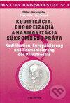 Fatimma.cz Kodifikácia, europeizácia a harmonizácia súkromného práva Image