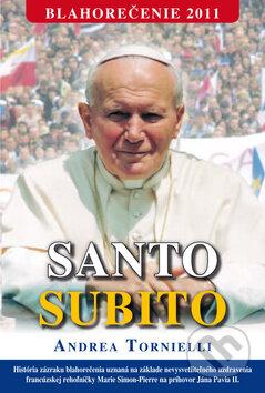 Fatimma.cz Santo Subito Image