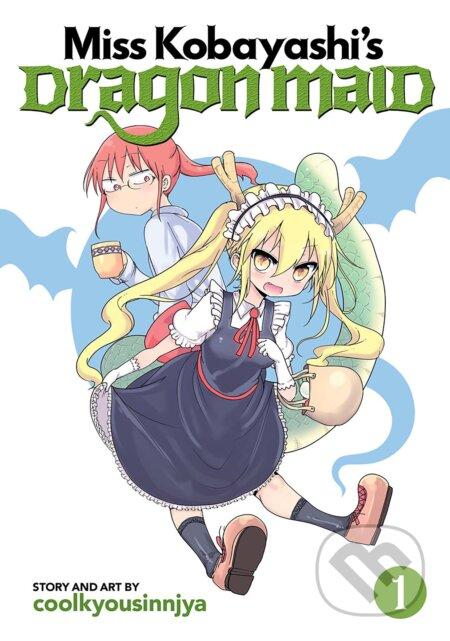 Miss Kobayashi's Dragon Maid Volume 1 - Coolkyoushinja