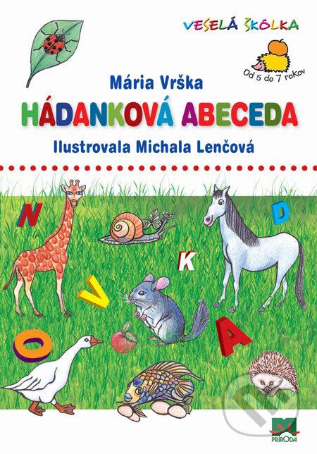 Fatimma.cz Hádanková abeceda Image