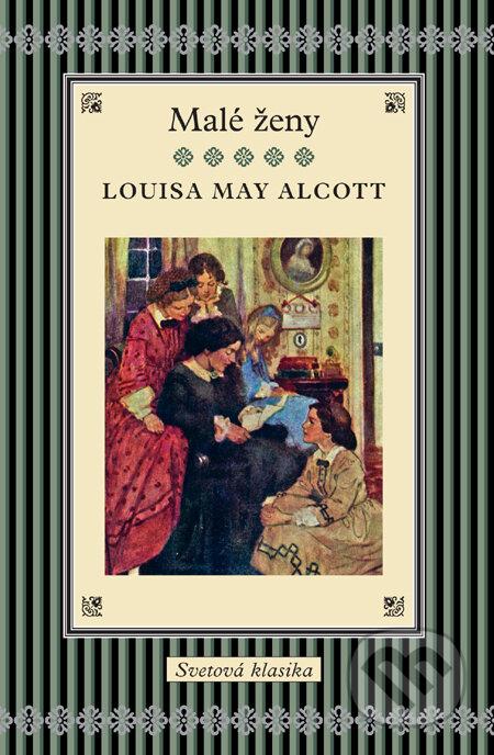 Kniha  Malé ženy (Louisa May Alcott)  9e3835d034d