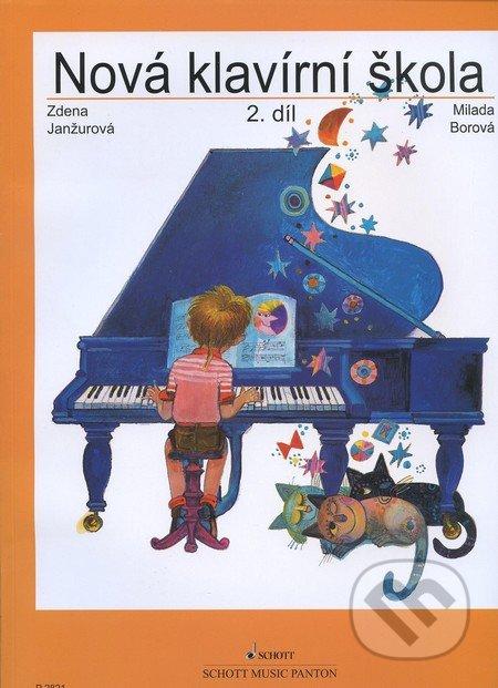 Valborberatrail.it Nová klavírní škola (2. díl) Image